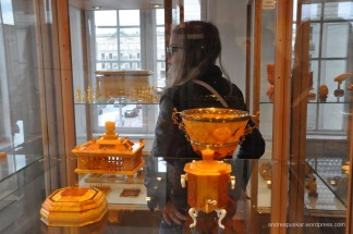 Did you know that amber, the fossilized sap, is a popular resource in Denmark?